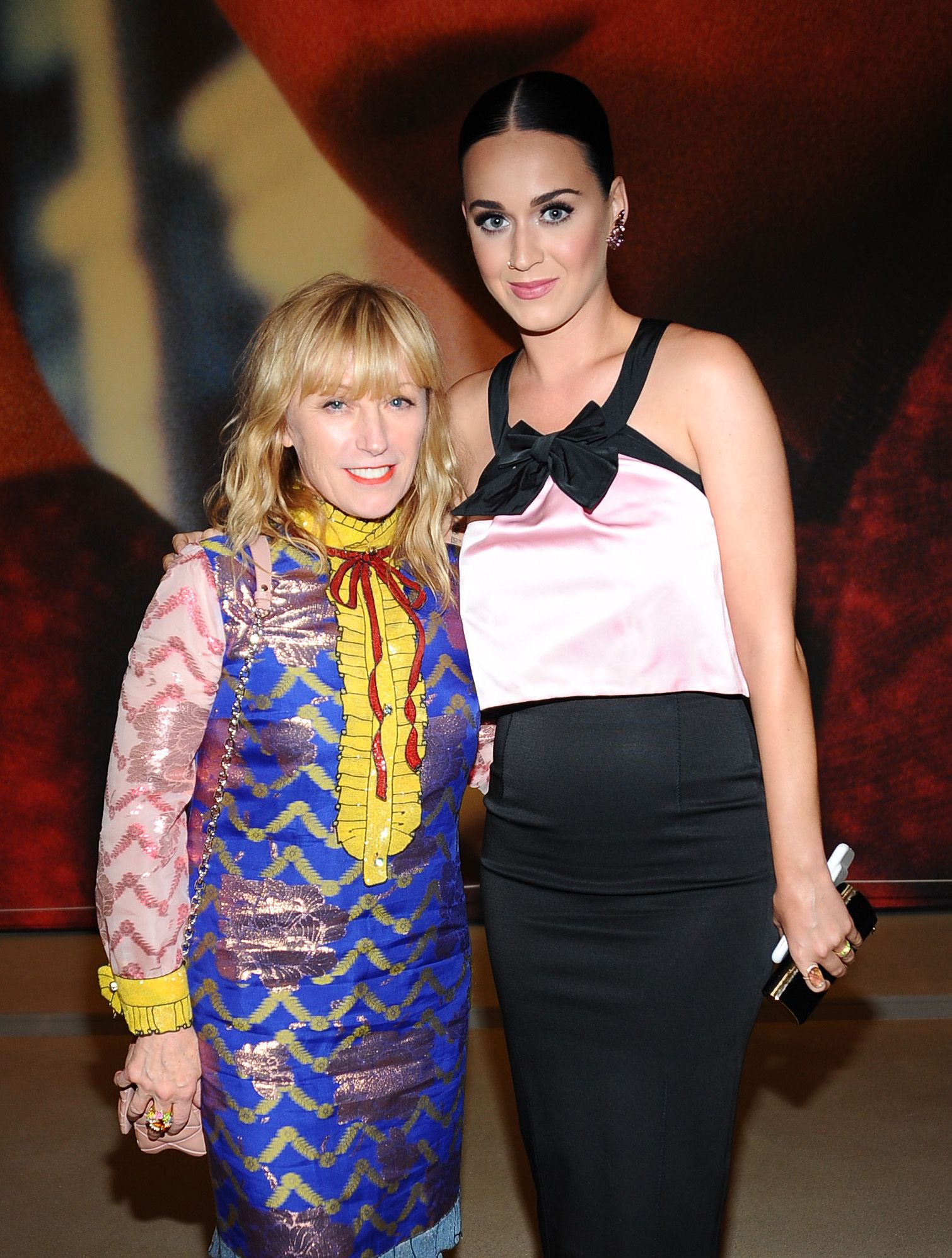 Cindy Sherman and Katy Perry