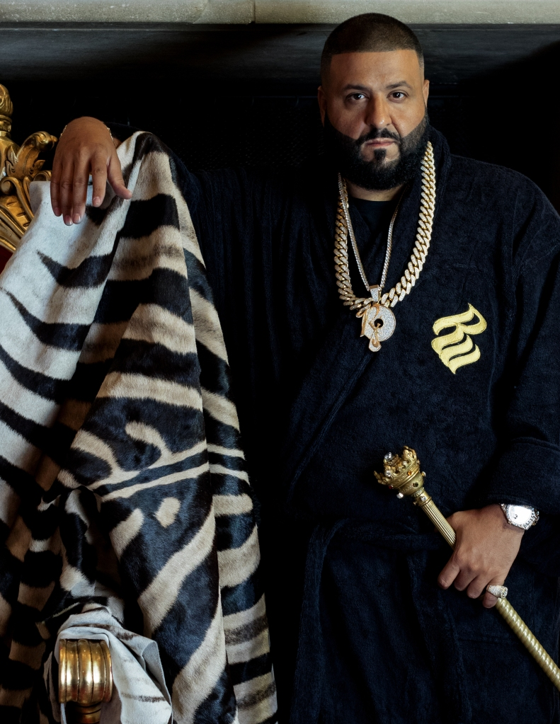 Rocawear shoot DJ Khaled
