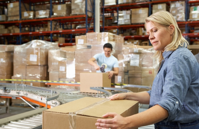 Warehouse fulfillment software is designed to help control and manage inventory.