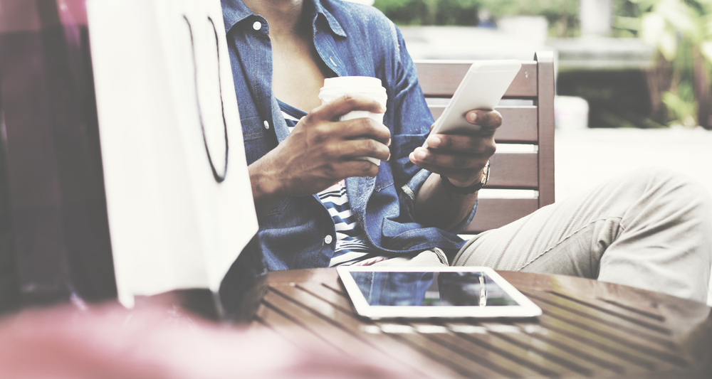 Growth of mobile technology is forcing retailers to change and transform.