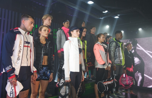 SuperDry Sports Launch