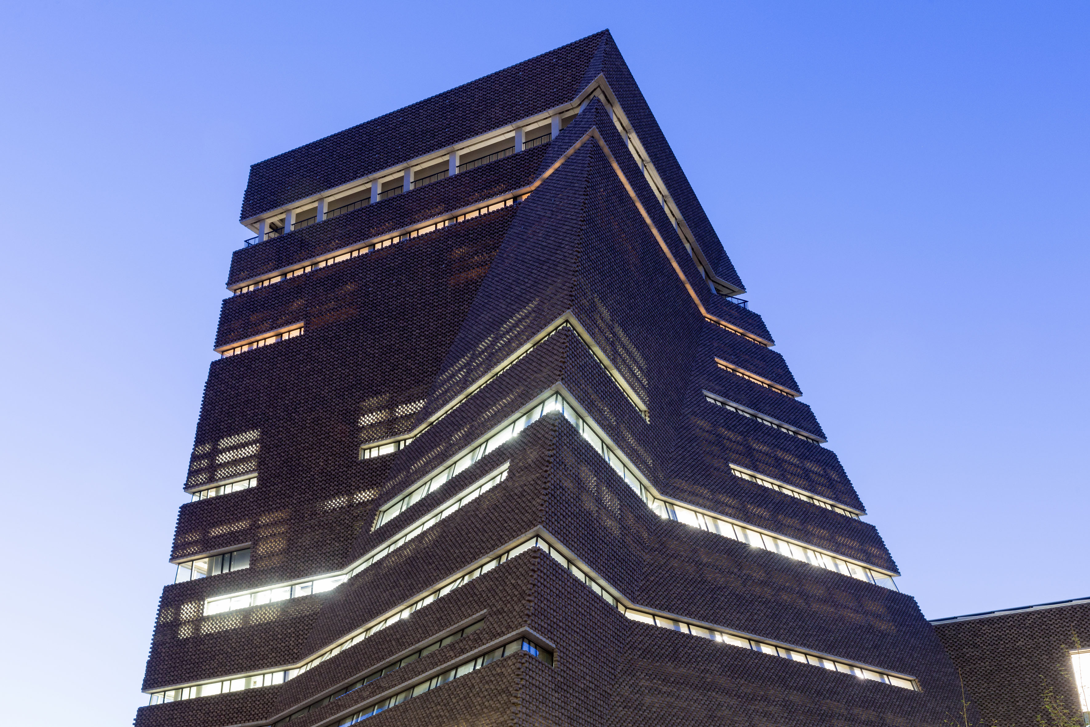 Tate Modern's new extension