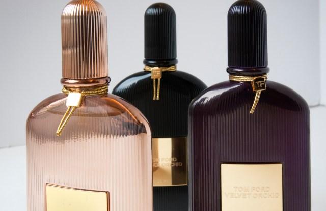 Tom Ford fragrances.