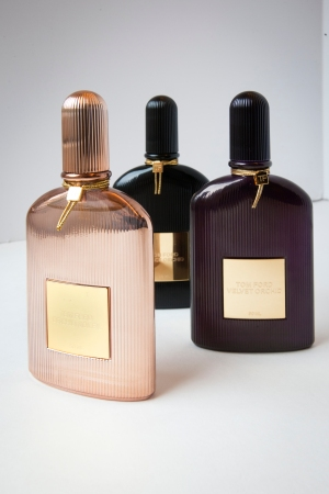 Tom Ford fragrances.
