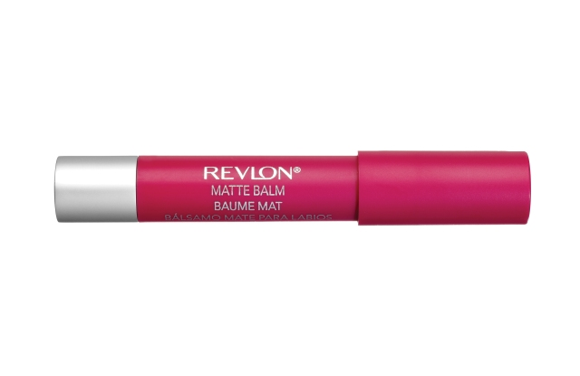 Revlon Matte Balm in Passionate, $11 Lenise snapped this