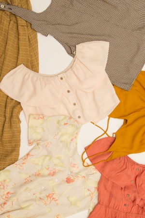 Whimsy + Row capsule collection