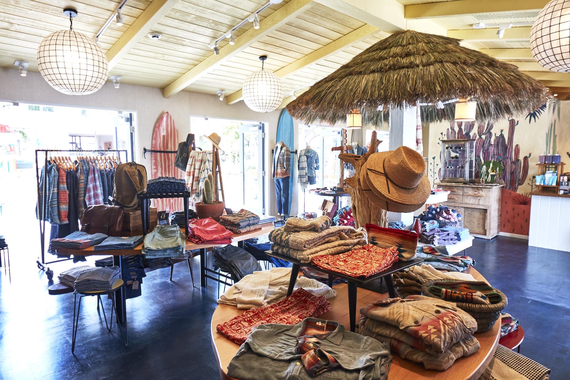 Faherty Malibu store
