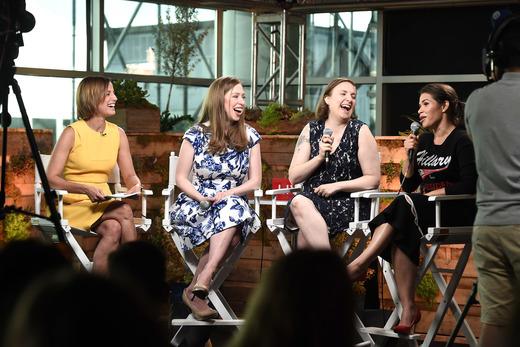 Cindi Leive chats with Chelsea Clinton, Lena Dunham and America Ferrera.
