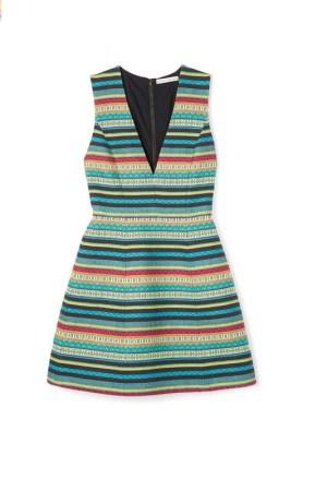 Piece & Co. x Alice & Olivia's dress.