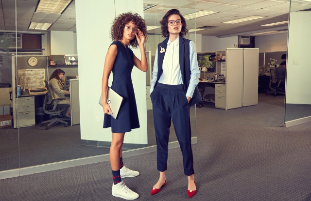 Argent is designed with female tech executives in mind.