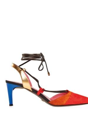 A Blumarine Fall/Winter 2016 shoe style