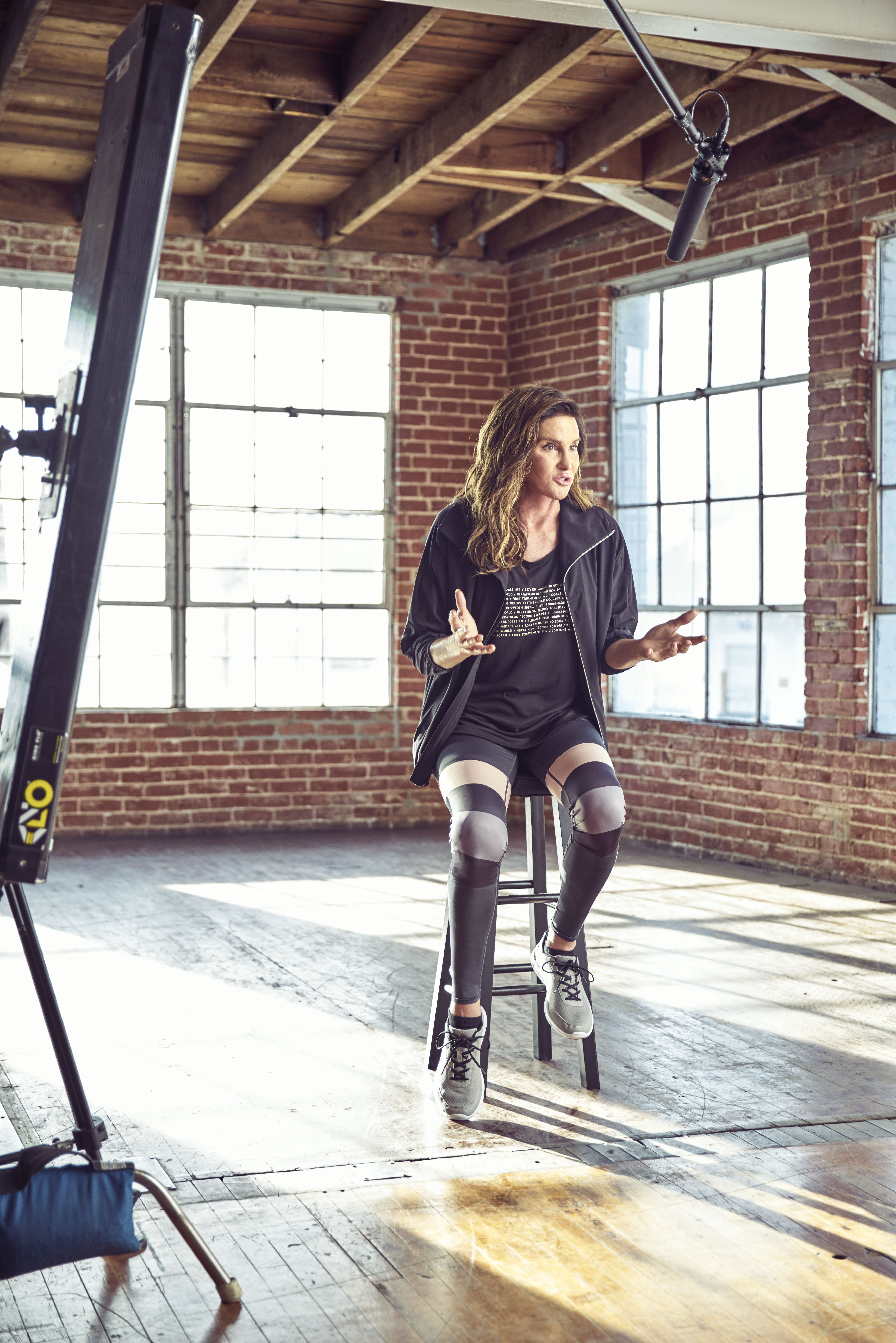 Caitlyn Jenner in H&M's For Every Victory campaign