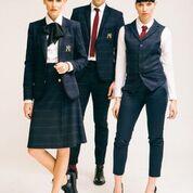 Noele Norton's uniforms for HGU hotel.