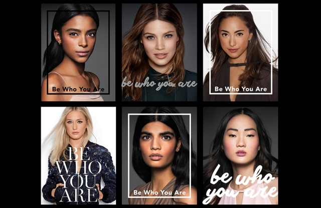 Bobbi Brown's Be Who You Are campaign.