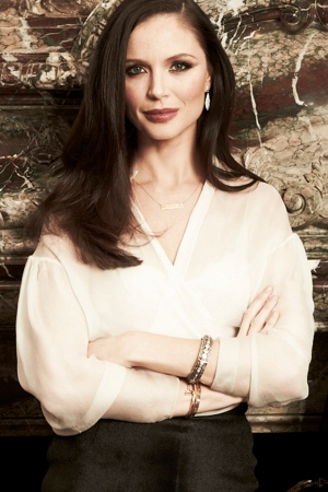Marchesa's Georgina Chapman is subject of new Moroccanoil film