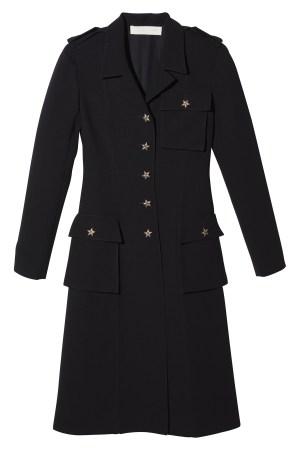 Gwyneth Paltrow's Valentino coat.