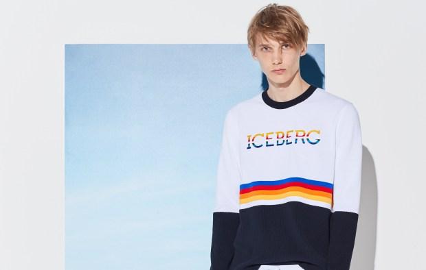 Iceberg Men's Spring 2017