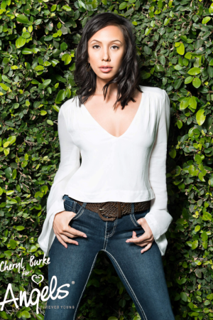 Angels Forever Young Jeans Cheryl Burke