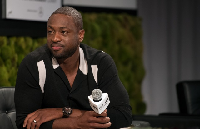 Dwyane Wade at Variety and Sports Illustrated Sports & Entertainment Summit