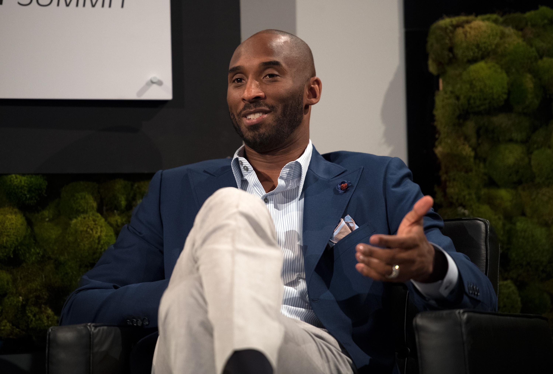 Kobe Bryant Variety and Sports Illustrated Sports & Entertainment Summit