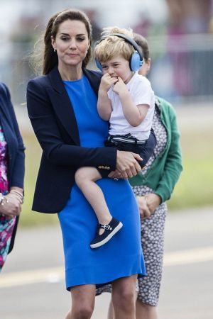 Duchess of Cambridge Prince George