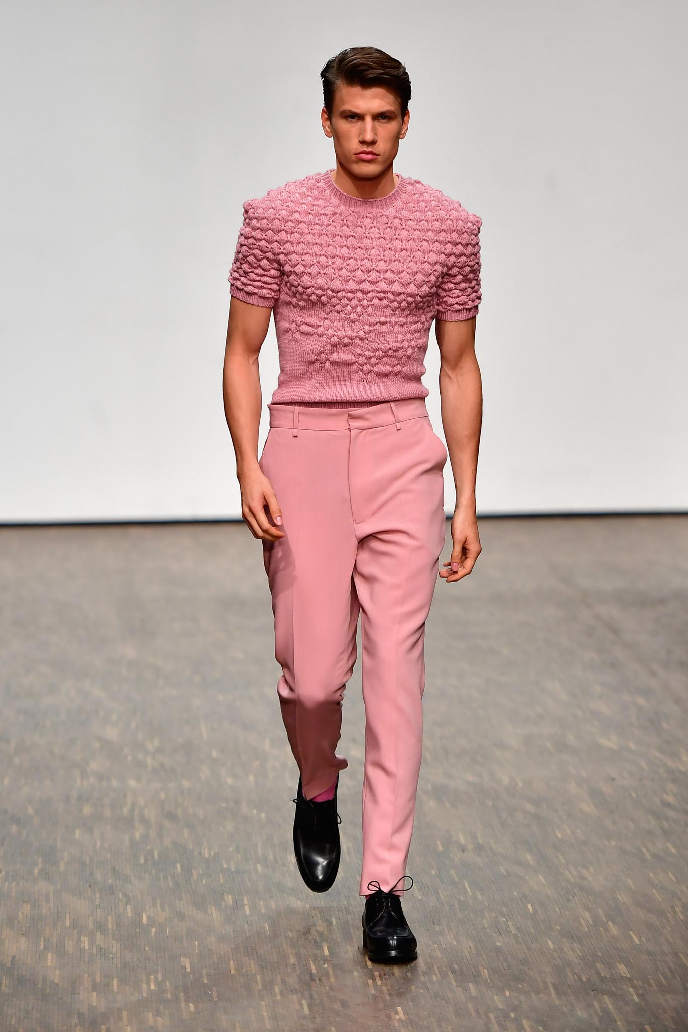 Ivanman - Mercedes-Benz Fashion Week Berlin S/S 2017
