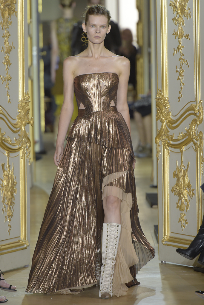 J.Mendel Couture Fall 2016