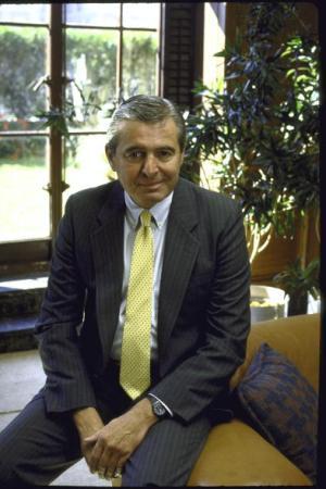 Macy's president Mark Handler