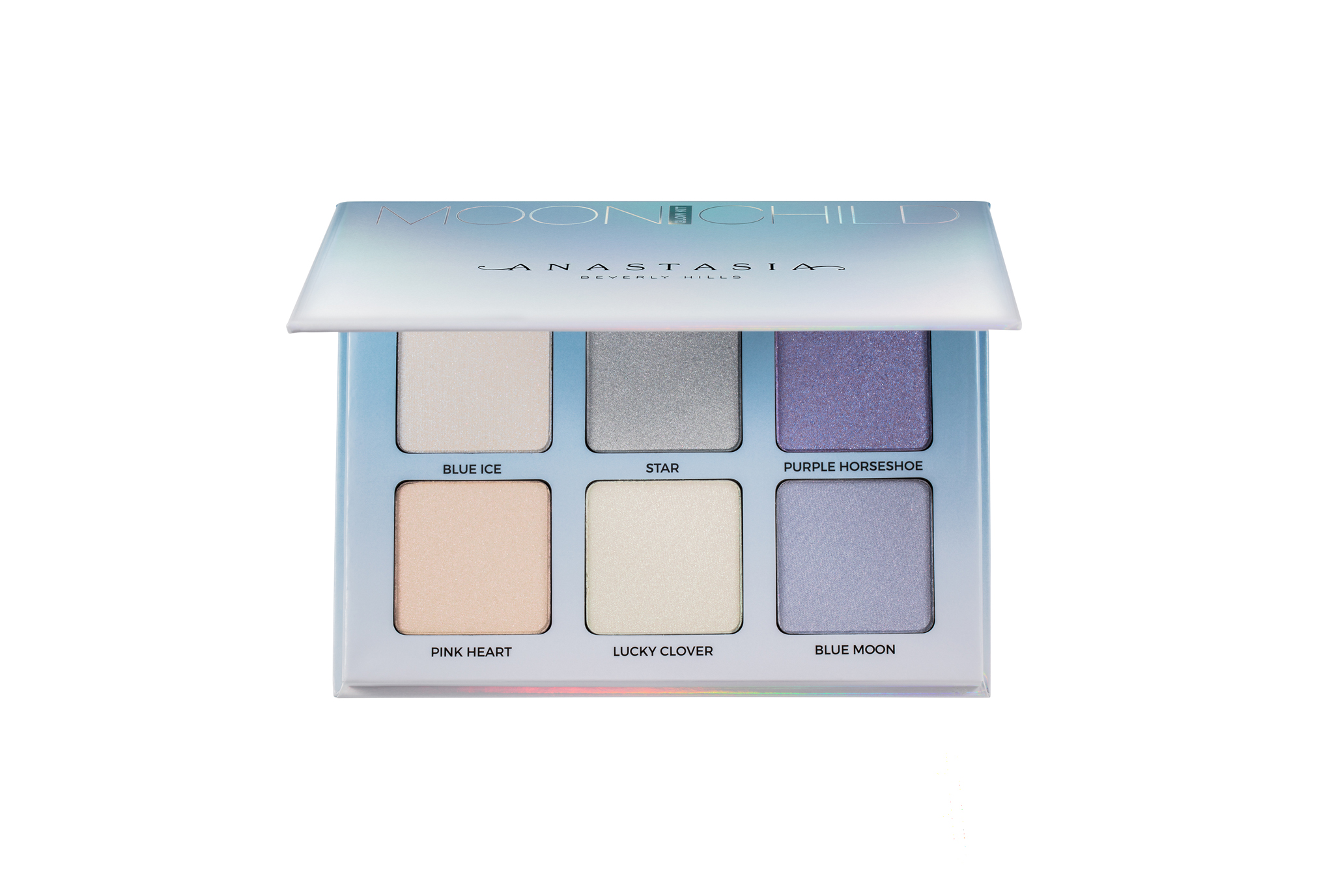 Anastasia Beverly Hills' highlighter compact named MoonChild.