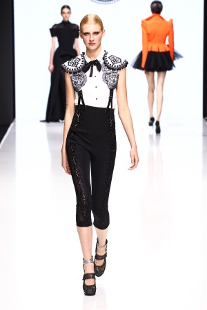 A Couturissimo look by On Aura Tout Vu