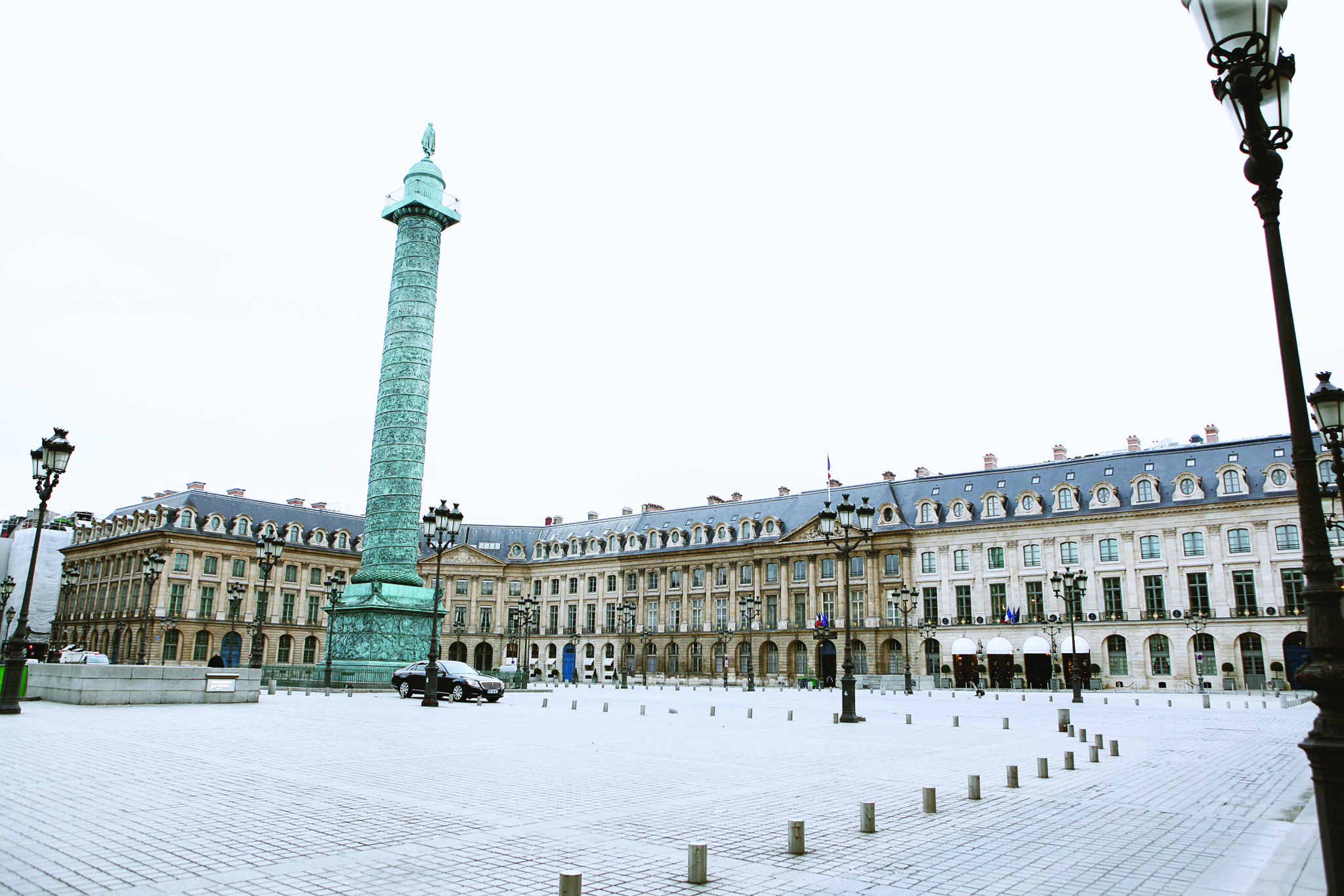 The four-year renovation of the Ritz is the anchor for the Place Vendôme's overhaul