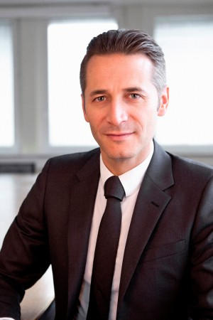 Raynald Aeschlimann, Omega president and chief executive officer.