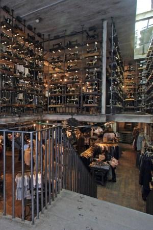 AllSaints London store