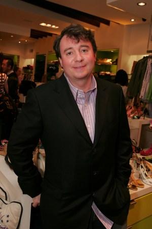 Kitson founder Fraser Ross