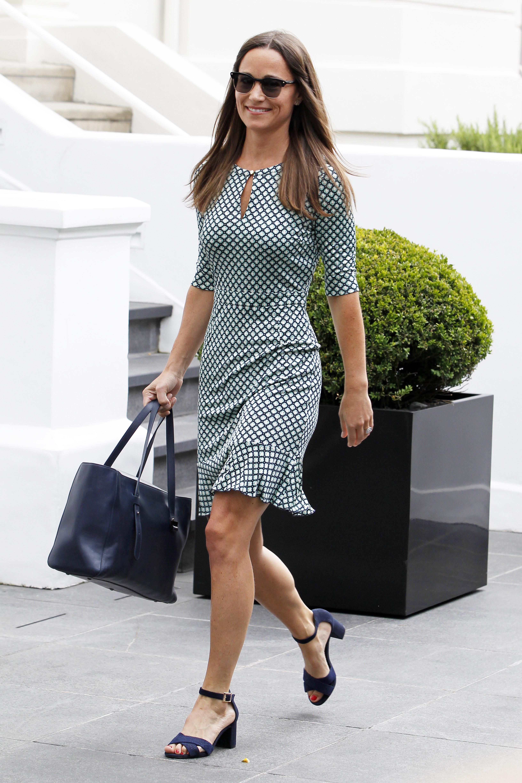 Pippa Middleton in London July 21.