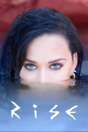 Katy Perry's single 'Rise,' from her Instagram.
