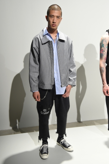 Second/Layer Men's RTW Spring 2017