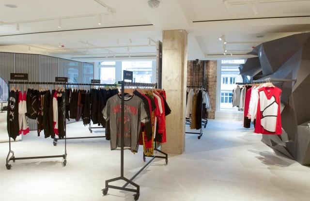 Selfridges' Designer Studio
