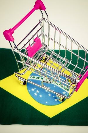 Fashion brands with licenses in Brazil are scrambling to regain control as the country's apparel sales dive.