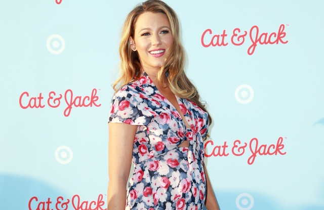 Blake Lively at Launch Party for Target's Kid's Brand, Cat & Jack
