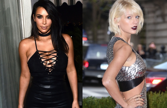 Kim Kardashian Snapchat Fuels Feud Between Kanye West Taylor Swift Wwd