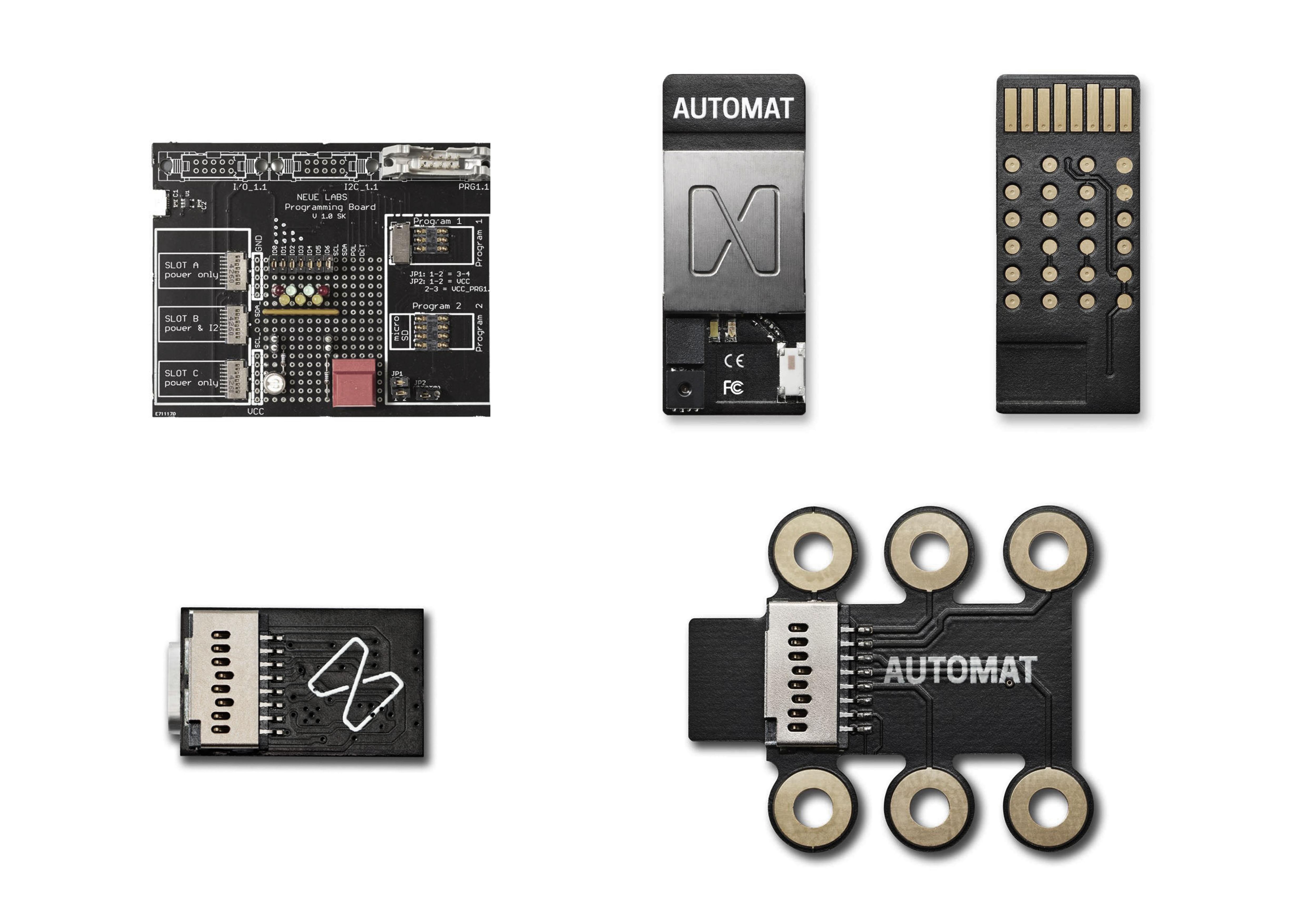 Automat toolkit