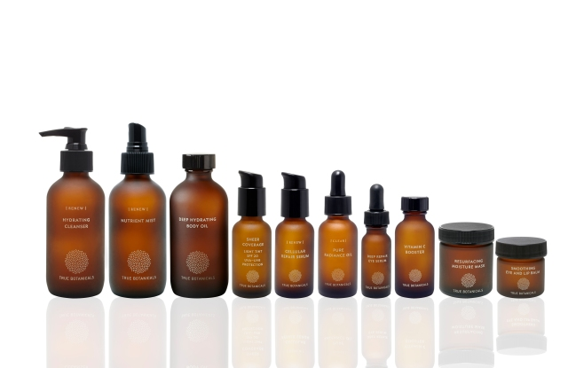 Products from True Botanicals