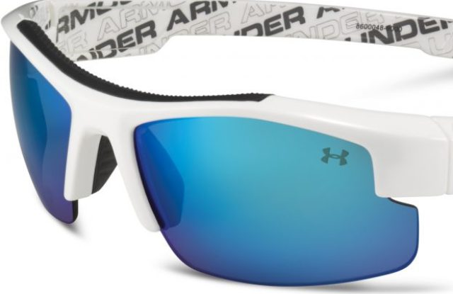 A look from Under Armour Eyewear
