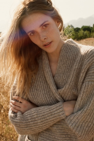 Dôen expands into knitwear for fall.