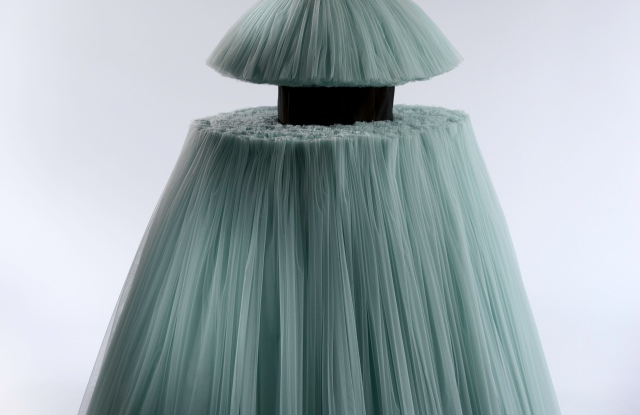 """This Viktor & Rolf spring 2010 ballgown will be featured in """"Masterworks: Unpacking Fashion."""""""