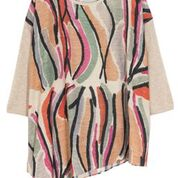 An art-inspired top from Nic + Zoe.