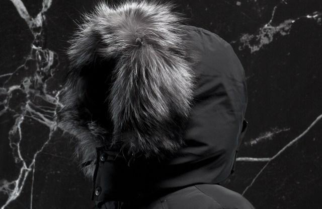 Moose Knuckles jacket, parka, winter coat