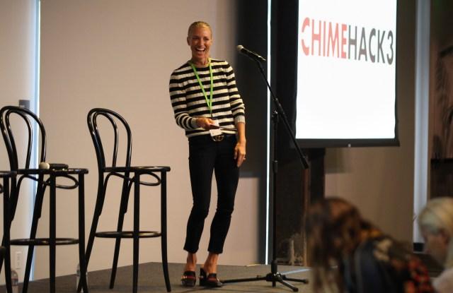 Gucci America president and chief executive Susan Chokachi