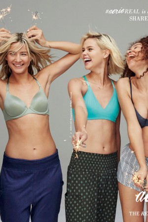 Looks from Aerie's Sunnie Collection.